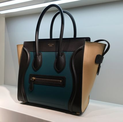 CELINE by フィービー〓旧ロゴ☆LUGGAGE マイクロ Micro
