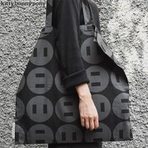 KITTYBUNNYPONY★韓国★button up big bag ビッグトートバッグ