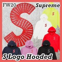 Supreme S Logo Hooded Sweatshirt AW FW 20 WEEK 2