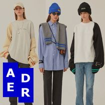 ★Adererror★Torn label sleeve muffler 3色