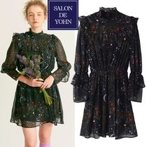 ★日本未入荷★Salon de Yohn  Star Cuffs Dress