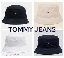 ◆Tommy Jeans トミー ジーンズ◆フラッグ バケット ハット 帽子