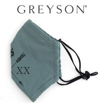 【GREYSON】☆ゴルフ☆GREYSON CARES MEMBERS ONLY FACE MASK