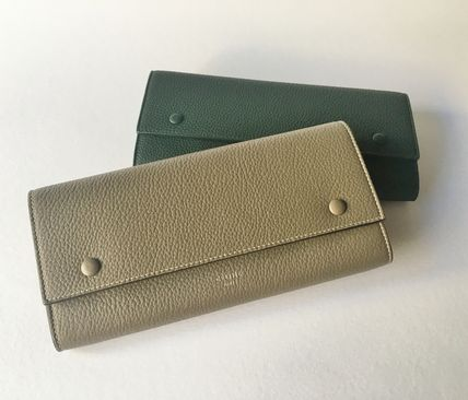 CELINE 長財布 CELINE by Phoebe♡旧ロゴ Large Flap Multifunction長財布(14)
