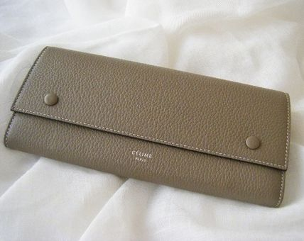 CELINE 長財布 CELINE by Phoebe♡旧ロゴ Large Flap Multifunction長財布(3)