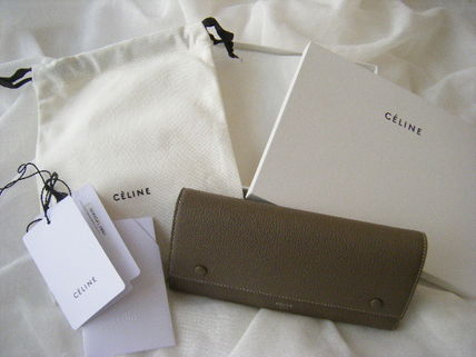 CELINE 長財布 CELINE by Phoebe♡旧ロゴ Large Flap Multifunction長財布(12)