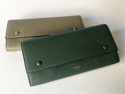CELINE 長財布 CELINE by Phoebe♡旧ロゴ Large Flap Multifunction長財布