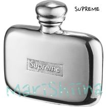 SUPREME Pewter Mini Flask FW20 week2