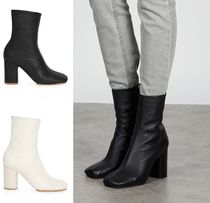【Acne Studios】Bathy Leather boots レザーアンクルブーツ 2色