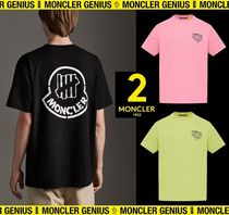【MONCLER GENIUS 1952】UNDEFEATEDコラボロゴプリントTシャツ