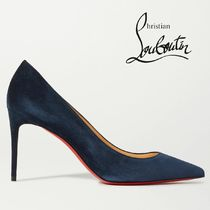 ∞∞ Christian Louboutin ∞∞ Kate 85 suede パンプス☆