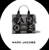 新作!Marc Jacobs☆The Blanket Small Traveler Tote Bag