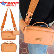 ◆STRETCH ANGELS◆FLAP MULTI PANINI BAG◆日本未入荷