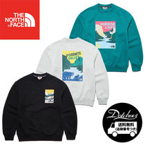 THE NORTH FACE VUNTUT SWEATSHIRTS MU1514 追跡付