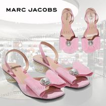 【Marc Jacobs】The Paris ピンク サンダル