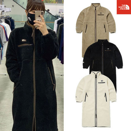 ★THE NORTH FACE★ NC4FL50 TEDDY SHEARLING FLEECE COAT
