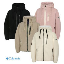 [COLUMBIA] C14YM309 Great Works Canal Fleece Hoodie Jacket