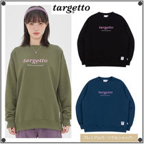 日本未入荷TARGETTO SEOULのNEO LOGO SWEAT SHIRT 全3色