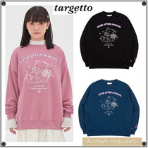 日本未入荷TARGETTO SEOULのDIARY CLUB SWEAT SHIRT 全3色