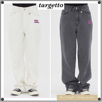 日本未入荷TARGETTO SEOULのTGT WIDE DENIM PANTS 全2色