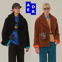 ADER ERROR★日本未入荷 韓国 アウターCallcid shearling jacket