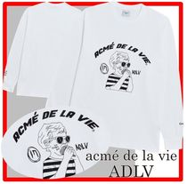 ★人気★acme' de la vie★ICE CREAM BOY LONG SLEEVE T-SHIRT