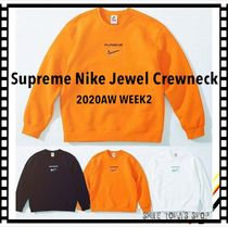 ★20AW WEEK2★Supreme Nike Jewel Crewneck
