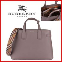 ★Burberry★Vintage Check MD Banner Tote★正規品★
