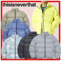 ★人気★【thisisneverthat】★PERTEX T Down Jacket★