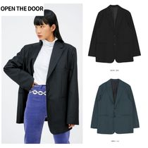 無料EMS配送★OPEN THE DOOR★joker jacket (2 color) - men