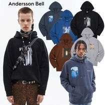 ANDERSSON BELL(アンダースンベル) パーカー・フーディ ★ANDERSSON BELL★韓国 人気 UNISEX FILM ARCHIVE 20FW HOODIE