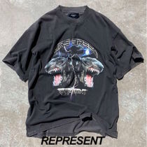 【送料/関税無】PURE BREED T-SHIRT☆REPRESENT  VINTAGE BLACK
