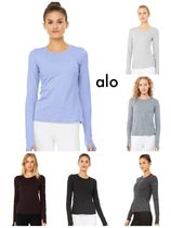 Alo yoga★FINESSE Long Sleeve トップス★6色