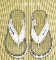 20SS 日本未入荷  XVESSEL X PEACE AND AFTER SLIDES NATURAL