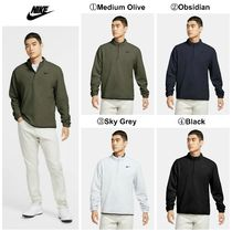 【NIKE】☆ゴルフ☆Nike Therma Victory Men's 1/2-Zip Golf Top