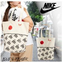 NIKE 人気☆ トートバッグ ナイキ ヘリテージ Have A Nike Day