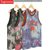 20AW Week2 Supreme Dyed Basketball Jersey S〜XL
