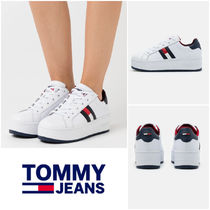 UK発★Tommy Jeans 20AW ICONIC FLAG 厚底プラットフォーム