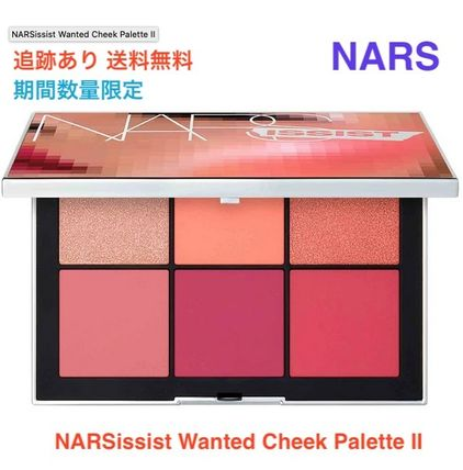 期間数量限定 ☆NARSissist☆ Wanted Cheek Palette II