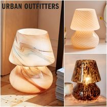 Urban Outfitters(アーバンアウトフィッターズ) 照明 アーバンアウトフィッターズ限定◆ガラス テーブルランプ◆3色