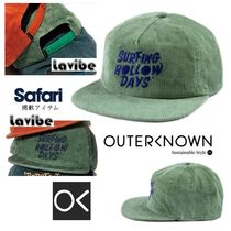 Safari10月号掲載!Outerknown★Surfin Hollow days ハット-Yucca