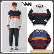 WV PROJECTのClass rugby Sweatshirt 全4色