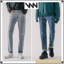 WV PROJECTのMixed Denim Pants 全2色