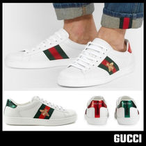 【GUCCI グッチ】Ace embroidered sneaker
