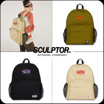 [ SCULPTOR]★韓国大人気★OXFORD BACKPACK