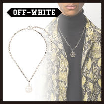 【OFF-WHITE】ペンダント ネックレス チェーン