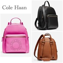 Cole Haan(コールハーン) バックパック・リュック オシャレ♪Cole Haan Mini Backpack レザーバックパック