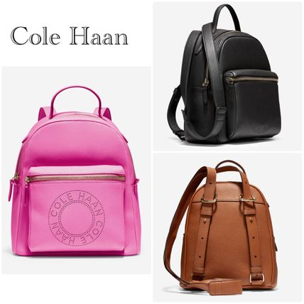 Cole Haan バックパック・リュック オシャレ♪Cole Haan Mini Backpack レザーバックパック