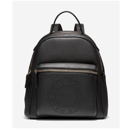 Cole Haan バックパック・リュック オシャレ♪Cole Haan Mini Backpack レザーバックパック(2)