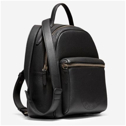 Cole Haan バックパック・リュック オシャレ♪Cole Haan Mini Backpack レザーバックパック(3)